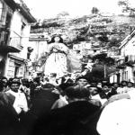 1954, incoronazione immacolata, bagnara