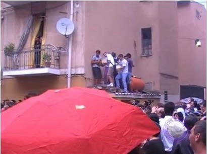 bagnara festa di Marinella del 2011