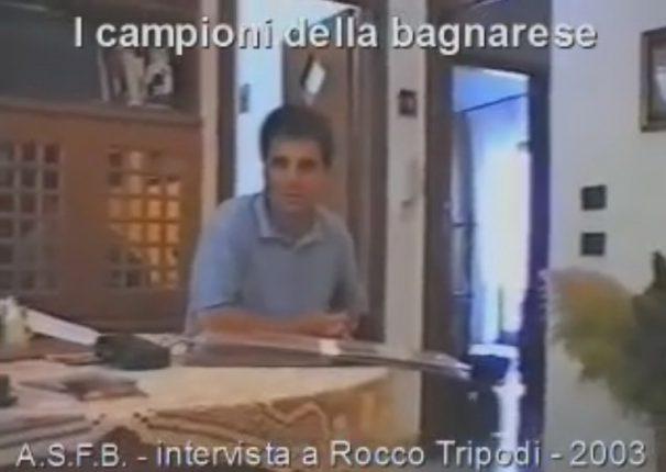 bagnara, rocco tripodi, 2003, bagnarese