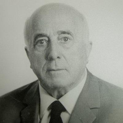 il primo commissaio dopo la guerra ing, Gioffre