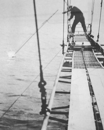 bagnara, caccia al pescespada anni 60