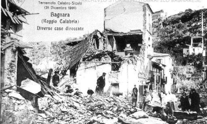 bagnara terremoto del 1908