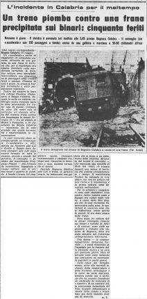 bagnara 1968 treno contro frana2