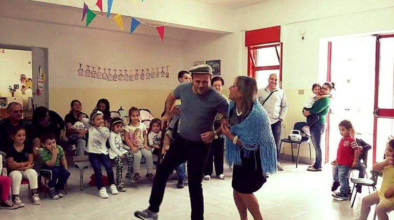 festa dei nonni 2016 marinella, asilo melarosa