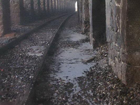 bagnara ferrovia galleria