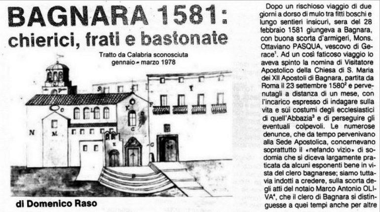 chierici frati e bastonate 1581