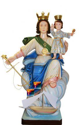 statua madonna portosalvo