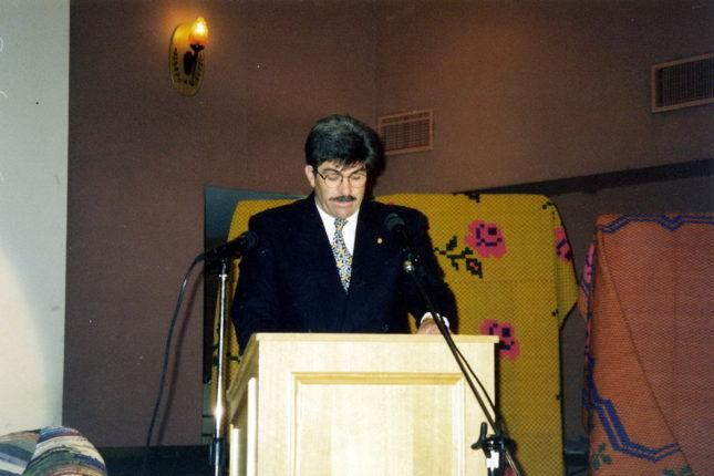 La Calabria - conferenza spettacolo del 1998 -  Sydney