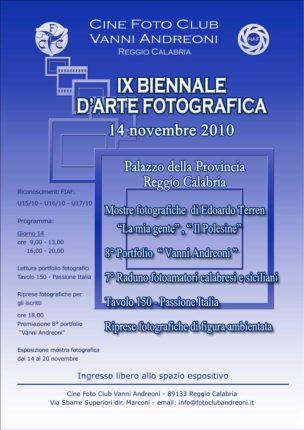 Il Cine Foto Club Vanni Andreoni – BFI di Reggio Calabria