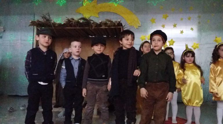 Scuola d'infanzia Melarosa 20 dicembe 2016