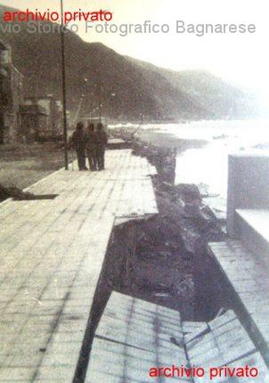 bagnara 1 gennaio 1980 mareggiata