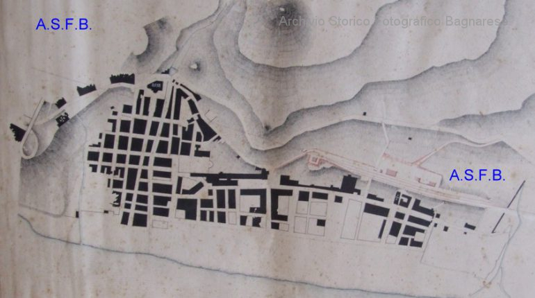 bagnara mappa 1880