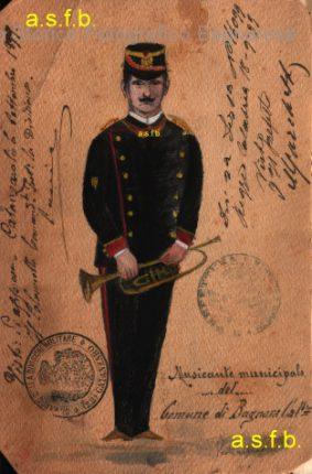 bagnara musicante 1899