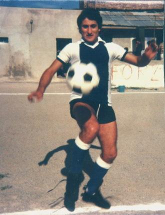 Un campione della Bagnarese  Filippo Giovinazzo