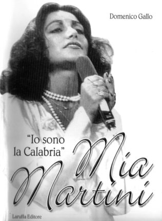 """Domenico Gallo """" MIA MARTINI io sono la Calabria """"  da Laruffa editore"""