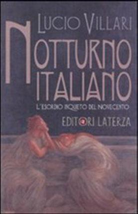"""È un'intera parabola storica quella che si respira nel volume """"Notturno italiano"""" di Lucio Villari (Laterza, pp. 204, e 16). L'opera è centrata sugli anni di trapasso fra il XIX e il XX secolo. Fin dal sottotitolo, l'esordio del Novecento viene definito """"inquieto"""". Villari associa il lettore a """"un tempo drammatico"""" per l'Italia e l'Europa, a un'""""atmosfera di attesa e di profezia"""". La sua trama parte dall'ultimo quarantennio dell'Ottocento, che segnò l'epilogo degli ideali patriottici, con la """"prosa"""" che seguiva alla """"poesia"""" dell'Unità. Poi la narrazione si tinge, volta per volta, di entusiasmo o di incubo.  C'è un tempo interessante della nostra storia che può essere rappresentato in modo perfetto dai due decenni che concludono e aprono due secoli. È il tempo di una attesa trepidante di 'cose' nuove, e di sotterranei, incerti sentimenti, non solo individuali, dell'ignoto. Il groviglio più inestricabile della storia moderna che lambisce ancora il nostro presente. Notturno italiano ripercorre momenti e idee di quegli anni intensi le cui immagini più vere paiono quelle che solo una contemporanea invenzione, il cinema, ci restituisce nei movimenti incerti, nei fotogrammi nebbiosi e anomali dei primi documentari e nei primi film di invenzione. Quella approssimazione dinamica e disordinata di oggetti e soggetti, di gesti esagerati e di volti troppo espressivi, di paesaggi autentici o inventati, suggerisce l'idea di un mondo diverso, che dovrebbe essere più vicino al nostro e che invece appare lontano. Eppure è proprio l'ultimo decennio dell'Ottocento ad aprire la storia italiana alle vicende di tutto il mondo occidentale. Sono anni di certezze, come se il secolo che si chiudeva stesse realizzando i sogni e i miti di tutti i secoli precedenti in una modernità energica e inarrestabile, di ricerche scientifiche severe, di economie libere e aggressive, ma con qualcosa di infido e di inquieto. Le parole 'progresso' e belle époque non bastano. I lampioni dell'Ottocento danno o"""