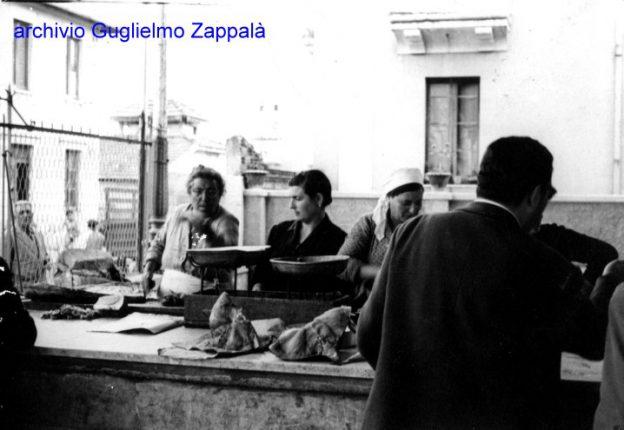 bagnara calabra mercato coperto anni 60