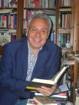 """ Caravella del Mediterraneo "" alla carriera a Mimmo Nunnari"