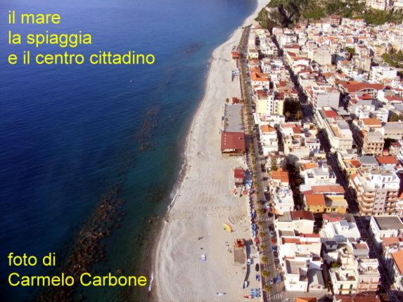 Vista dall'alto di Carmelo Carbone