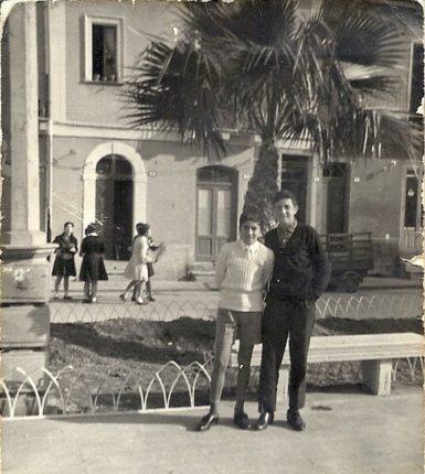 Nuccio Parisio e Angelo Falvetti - Scuola madia 13 anni