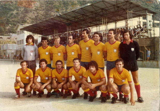 Torneo Supercoppa 1977  Arangiara  terza classificata