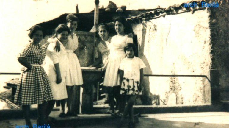 FONTANELLA AL RIONE PORELLI anni 60