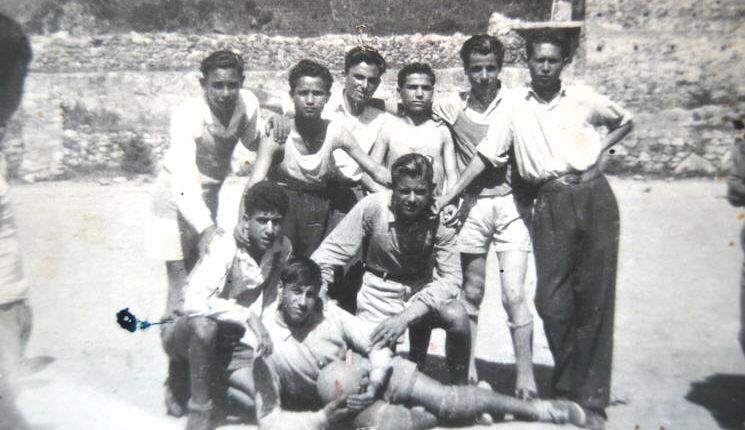 Comunale di Bagnara Campionato Ragazzi 1949 - 50