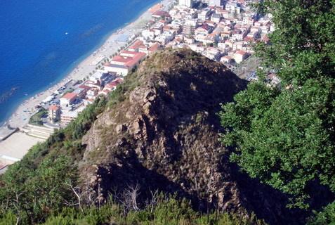 23 agosto 2015 - Passeggiata dalla foce dello Sfalassà alla cima di Cucuzzo