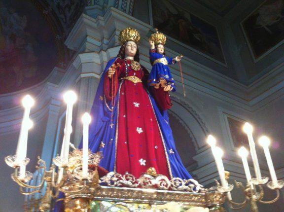 Bagnara Calabra 8 maggio 2012  Solennita' della Madonna del Rosario  SUPPLICA ALLA REGINA DEL SS. ROSARIO  foto a cura di  M.R. Motta