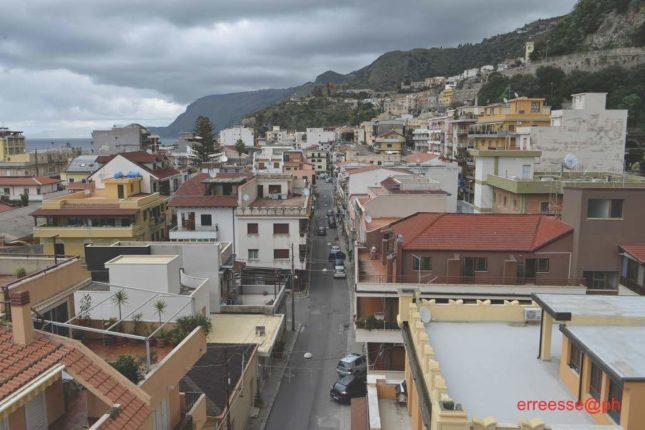 Panoramiche cittadine dal Corso Garibaldi  80 foto di Rosario Stillo  21 dicembre 2014