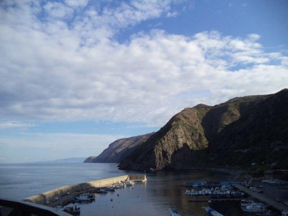 Bagnara 1 novembre 2014  il mare, il porto e dintorni  di Carmelo Pavia