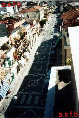 Alcune immagini del corso V. Emanuele II  estate 2000
