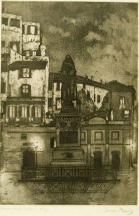Galleria artistica delle opere di Sarino Papalia