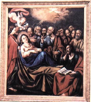 Le immaginette dei santi delle chiese bagnaresi