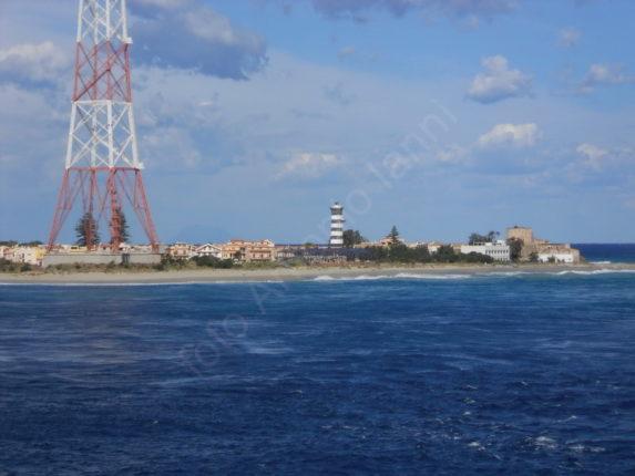 23 ottobre 2014  Navigando sullo Stretto con la tramontana  immagini di Stromboli, Messina e delle coste siciliane e calabresi  foto di Antonio Iannì