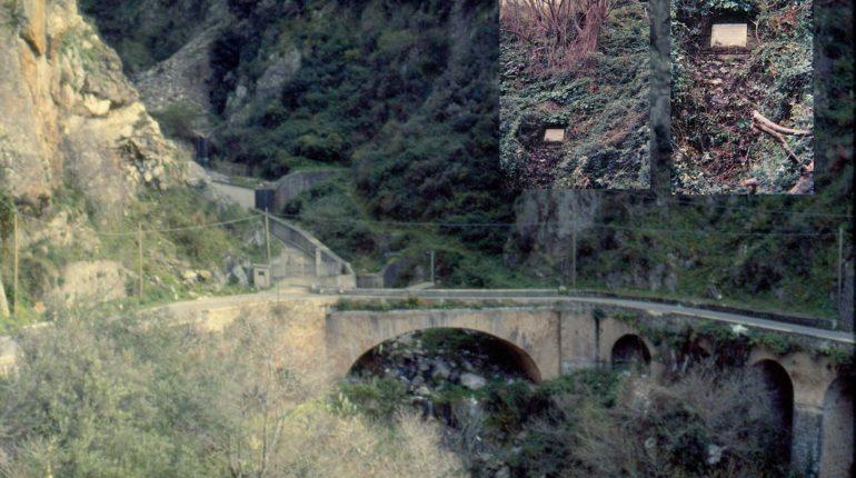 Luogo dove si trova la lapide commemorativa del primo acquedotto bagnarese