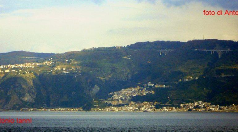 Bagnara vista dal mare  27 ottobre 2014  foto di Antonio Iannì