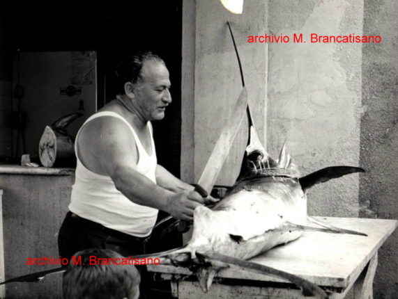 """Con Affetto e stima  Omaggio al signor Cavaliere Vecchione """" U napulitanu""""  in questa splendida foto di M. Brancatisano"""