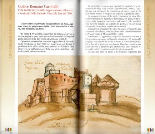 Il codice Romano Carratelli commento di Teresa Saeli tratto dall'elegante guida pubblicata dall'assessorato alla cultura della regione Calabria e curata dall' assessore Mario Caligiuri.