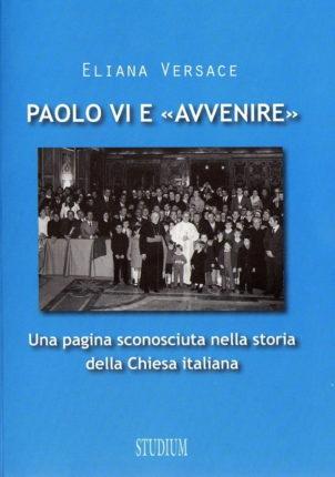 La copertina dell'ultimo libro scritto dalla nostra concittadina  Eliana Versace  Professoressa all'università LUMSA di Roma, studiosa e apprezzata ricercatrice vaticana  pagina a cura di G. Dominici