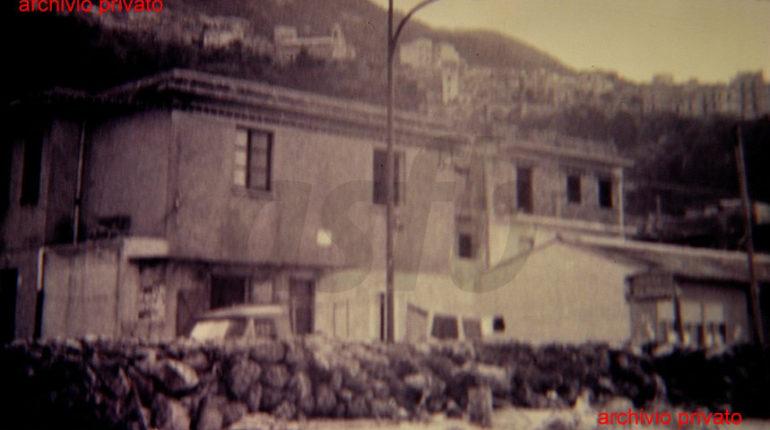 """bagnara I """"Gabbiuni"""" al rione Marinella  Foto anni 70"""