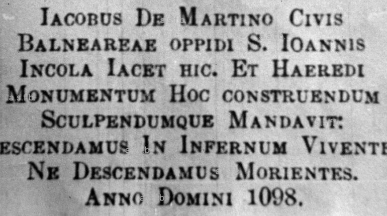 Giacomo Di Martino  cittadino di Bagnara