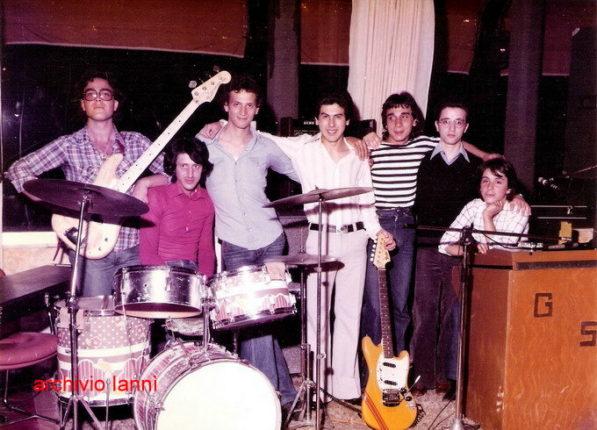 La musica leggera a Bagnara  Gruppo sperimentale di musica progressiva  di Francesco Santoro