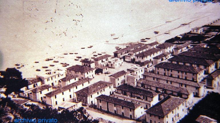 La Marinella negli anni 30