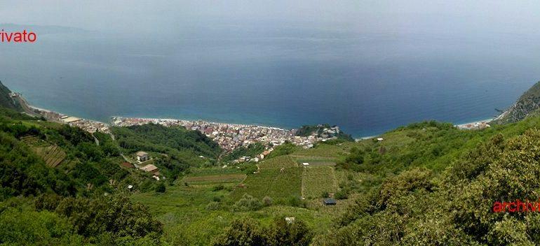 Maggio 2014  Panoramiche dall'alto  Vista da lontano è splendida, vista da vicino diciamo che la colpa è dei domenicani.