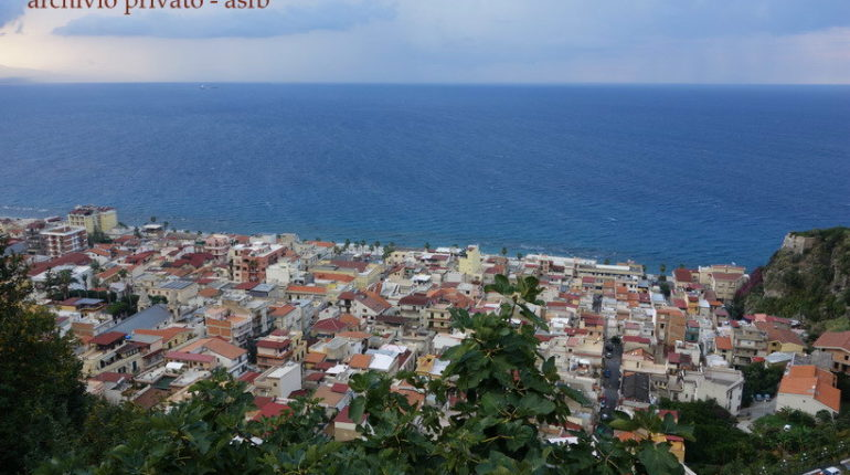 Ottobre 2013  Panorama del centro cittadino visto da Porelli  foto A. Carati