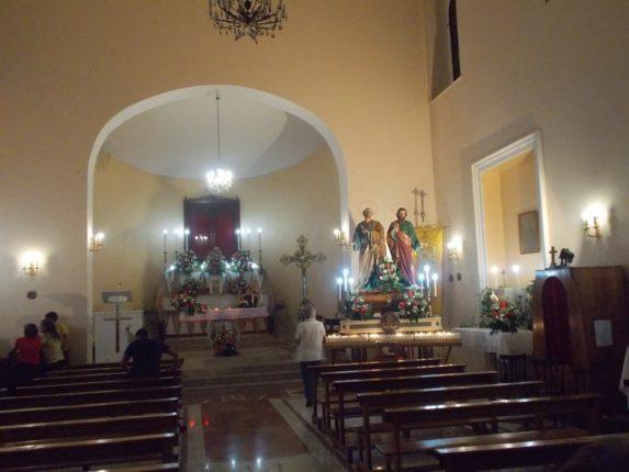 29 giugno 2013  Chiesa dei SS. Pietro e Paolo  foto di Simone Bagnato
