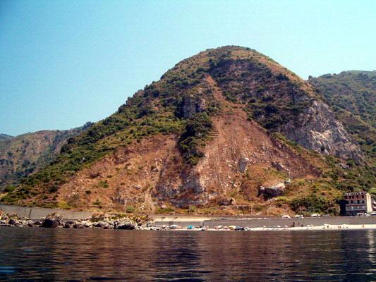 Località Cacilì  nel 2003