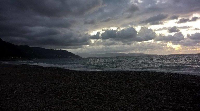 7 febbraio 2017 spiaggia