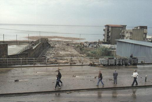 bagnara alluvione ottobre 1996